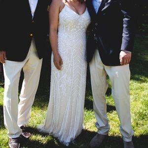 Bhldn shaylin dress
